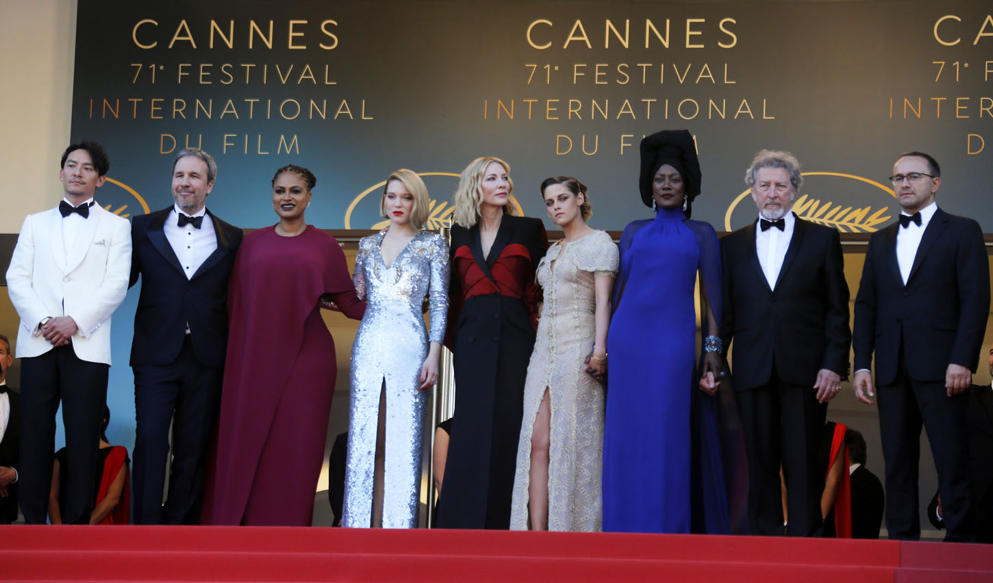 71st Cannes Film Festival - Closing ceremony and screening of the film