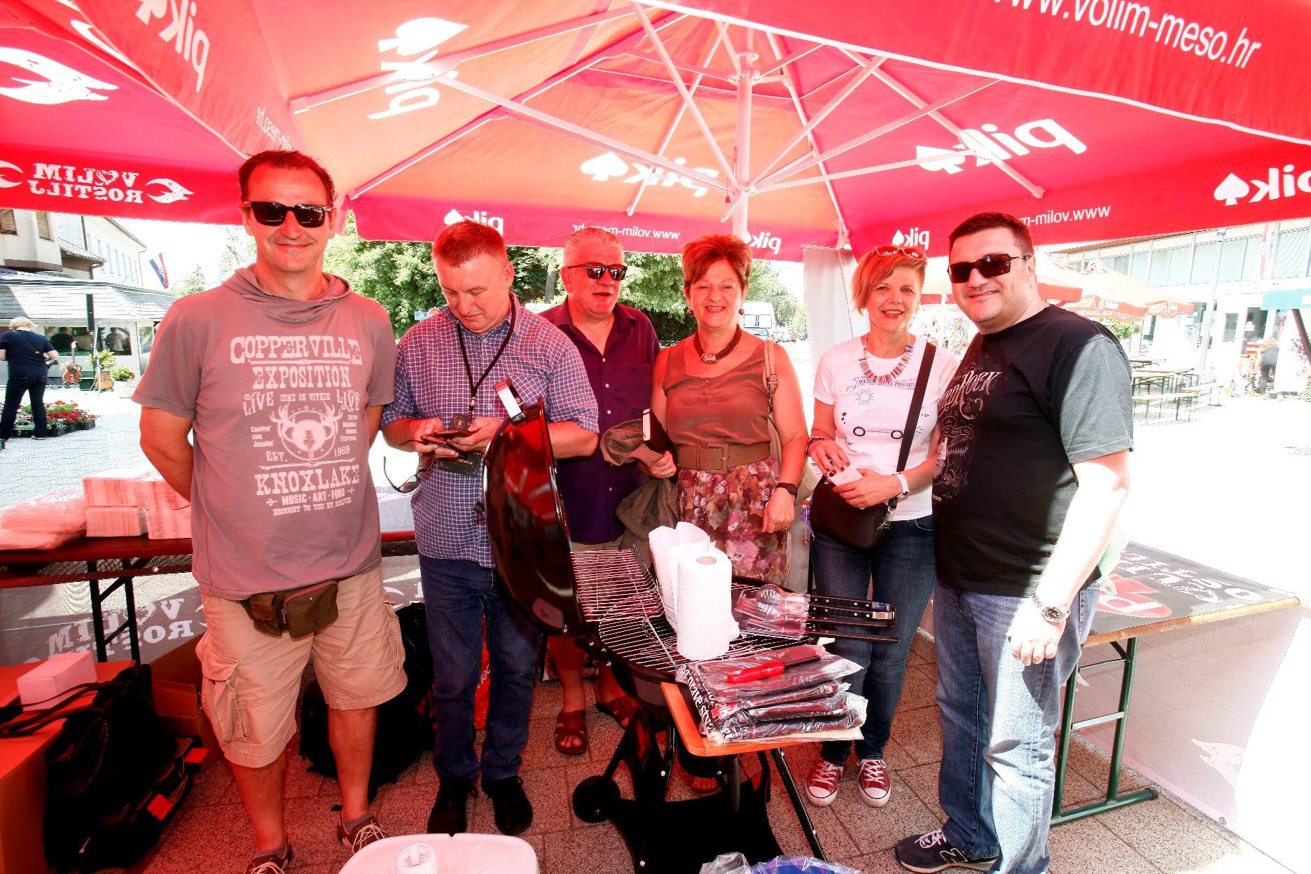 Željko Petrušić, Dušan Miljuš, Zlatko Šimić, Tanja Rudež, Ivana Kalogjera i Goran Ogurlić