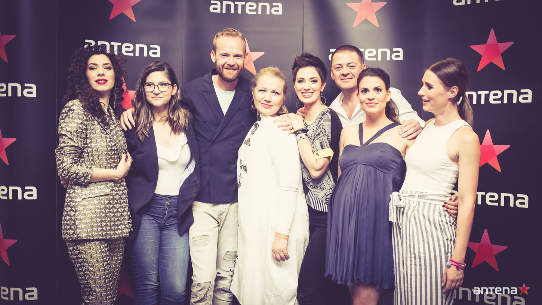 Voditelji radija Antena Zagreb