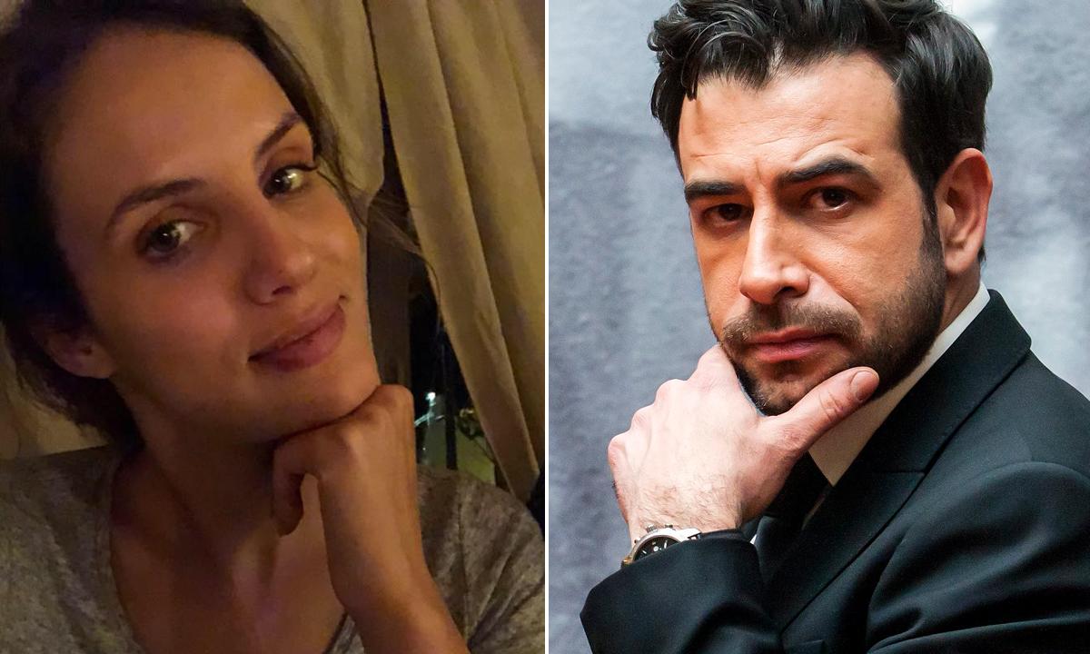 Matea Dominiković i Janko Popović Volarić