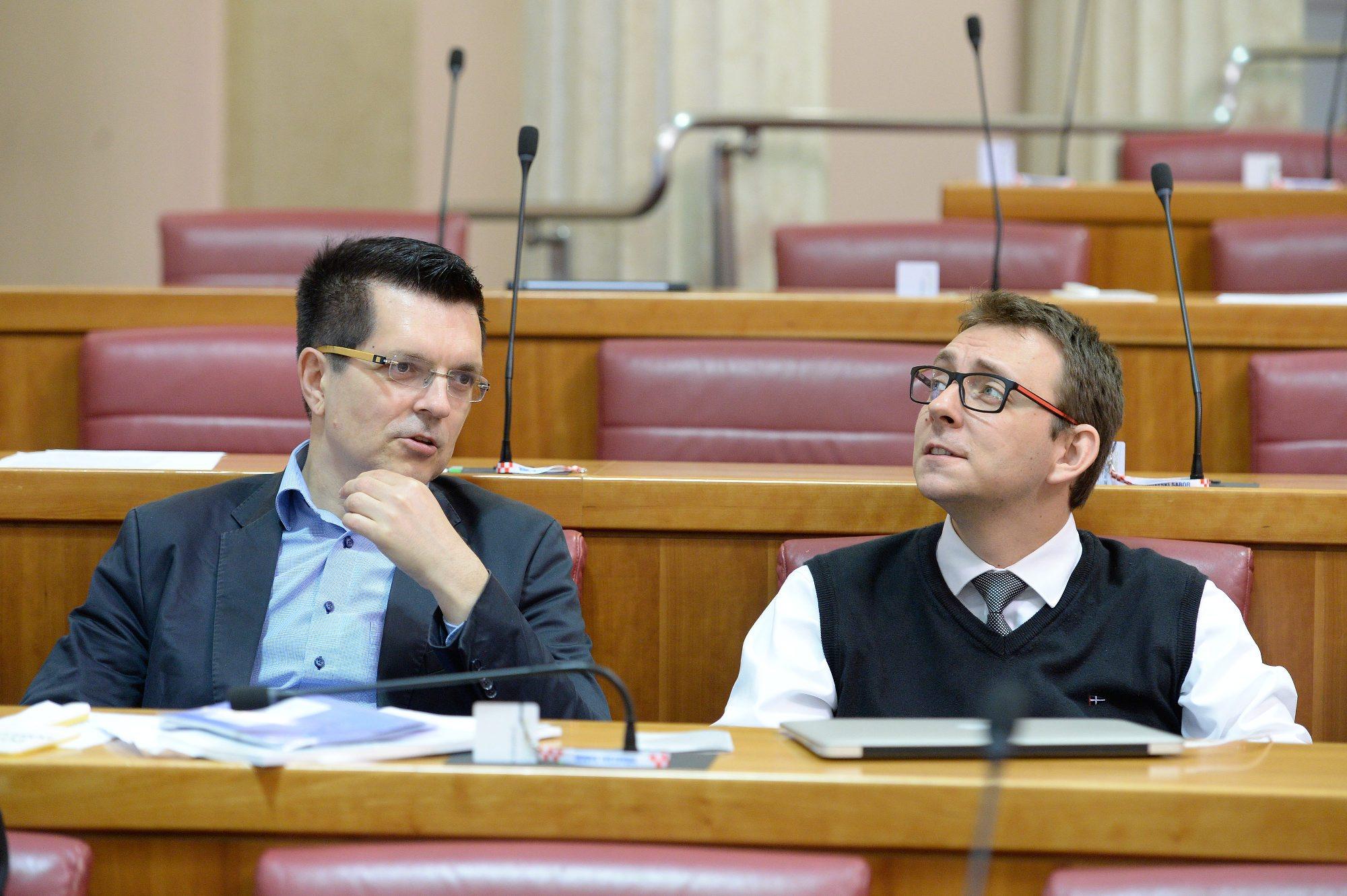 Branimir Bunjac i Bojan Glavašević