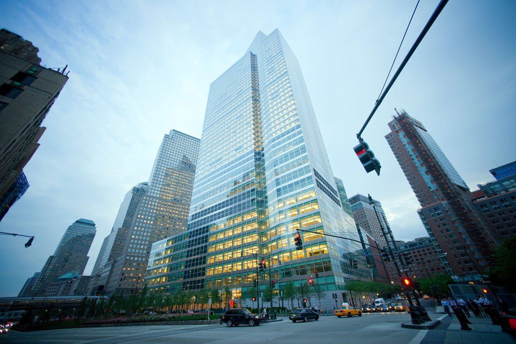 Sjedište Goldman Sachsa u New Yorku