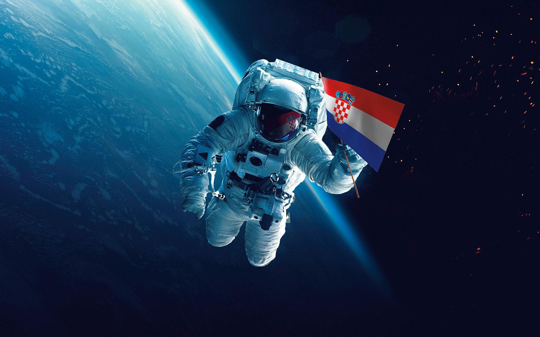 Hrvati iduće godine kreću u osvajanje svemira