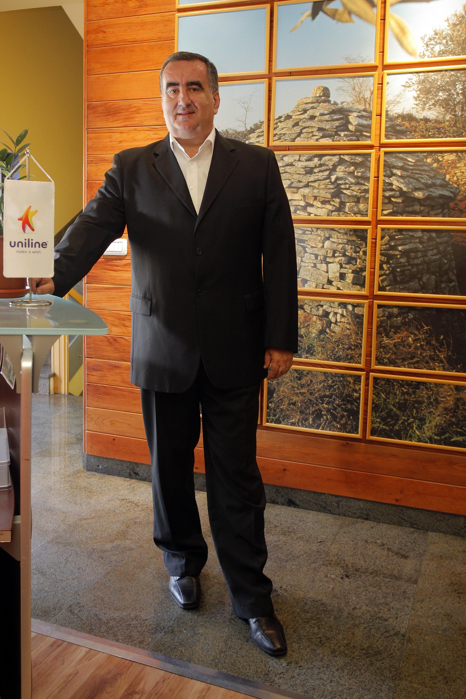 Boris Žgomba, predsjednik Udruženja putničkih agencija HGK