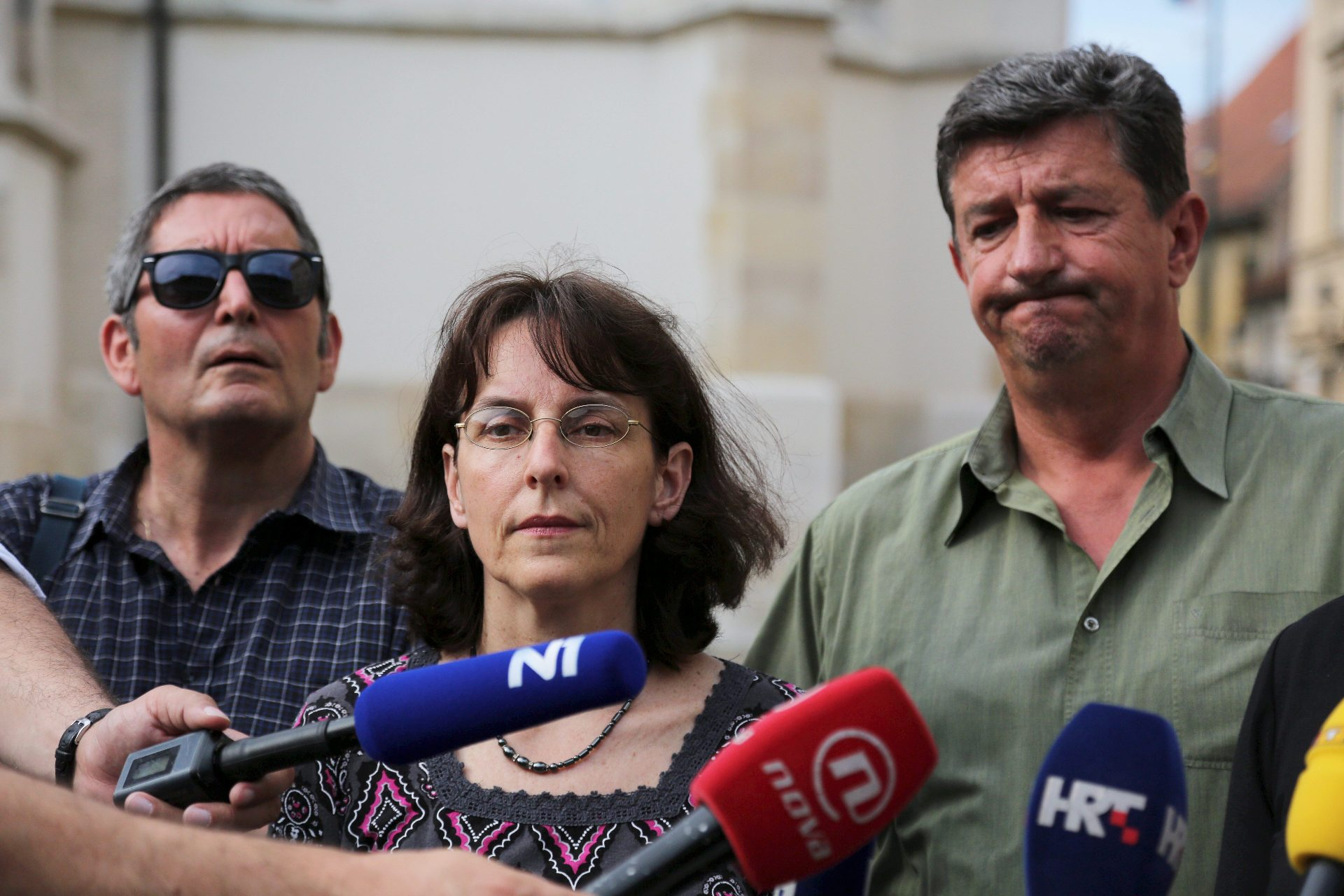 Kristina Pavlović i Zeljko Sačić