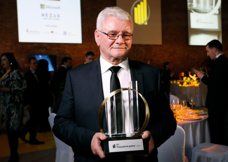 Đuro Horvat, vlasnik jedne od najvećih međimurskih tvrtki Tehnix