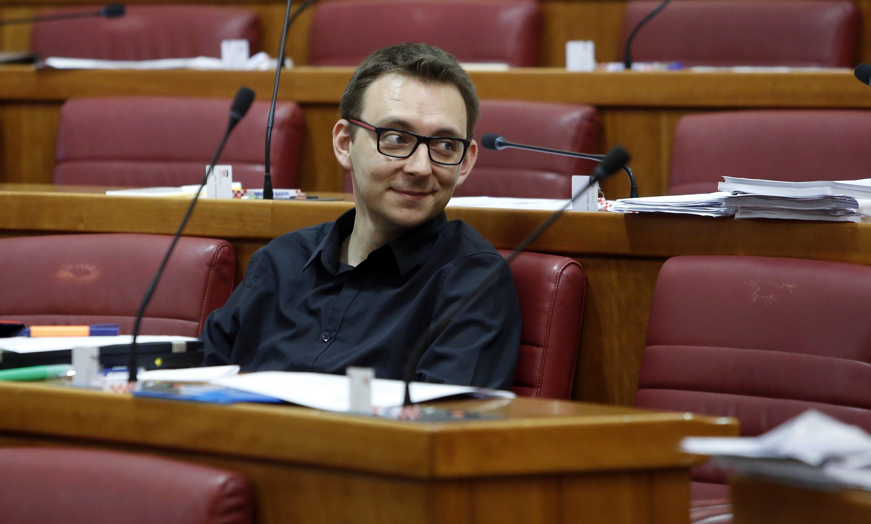 Na fotografiji: Bojan Glavašević