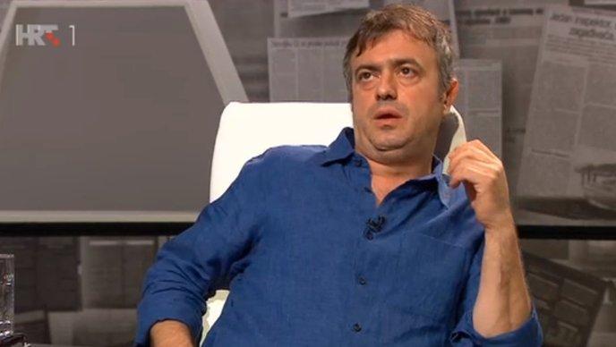 Sergej Trifunović u 'Nedjeljom u dva'