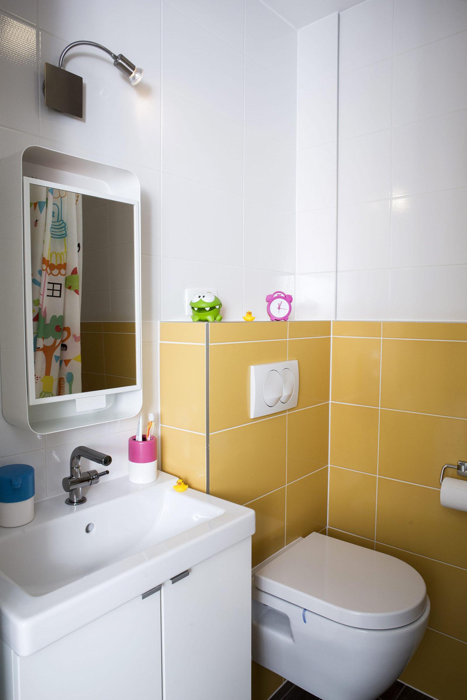 Zagreb 080318. Stan u suterenu na Savici u kojem zivi cetveroclana obitelj adaptirala je firma Bolanca gradnja. Foto: Berislava Picek/ CROPIX