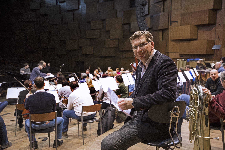 Mirko Boch, ravnatelj Zagrebačke filharmonije