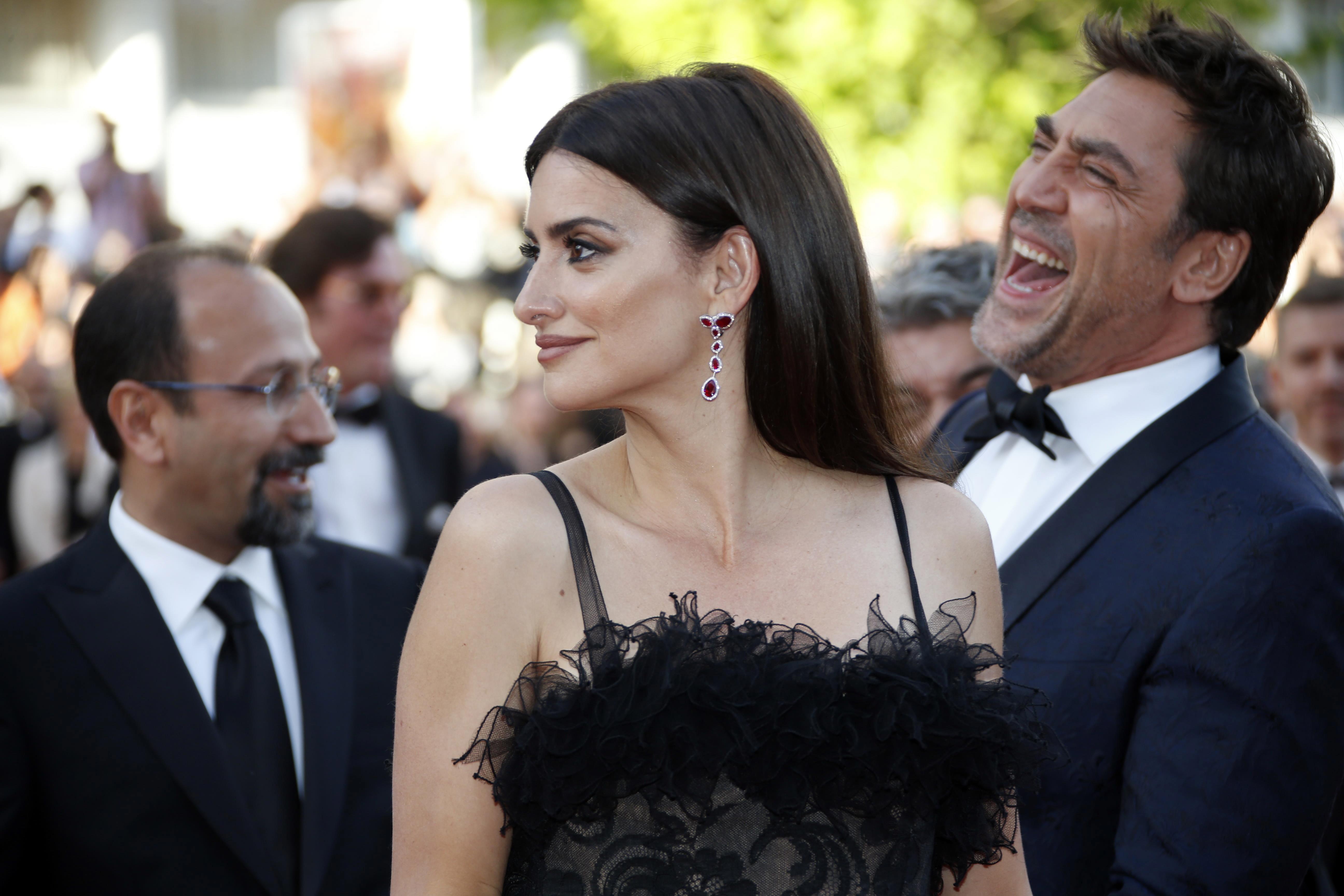 """Na predstavljanju filma """"Everbody Know"""" u Cannesu ove godine"""