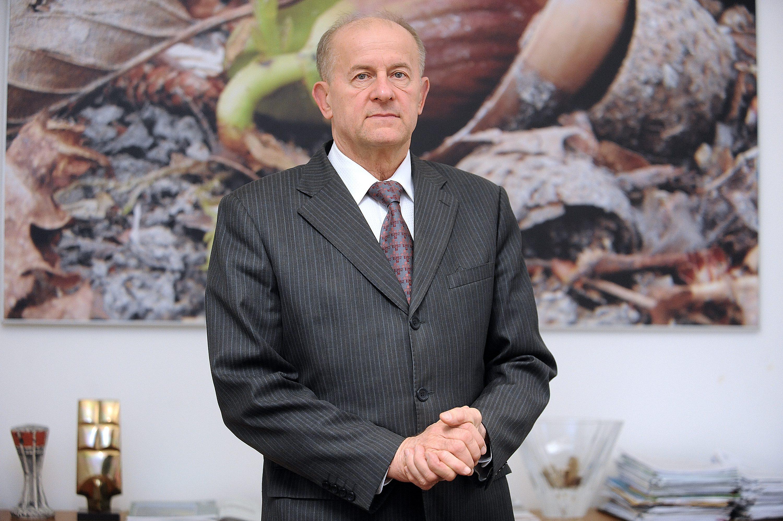 Predsjednik Uprave Hrvatskih šuma Krunoslav Jakupčić