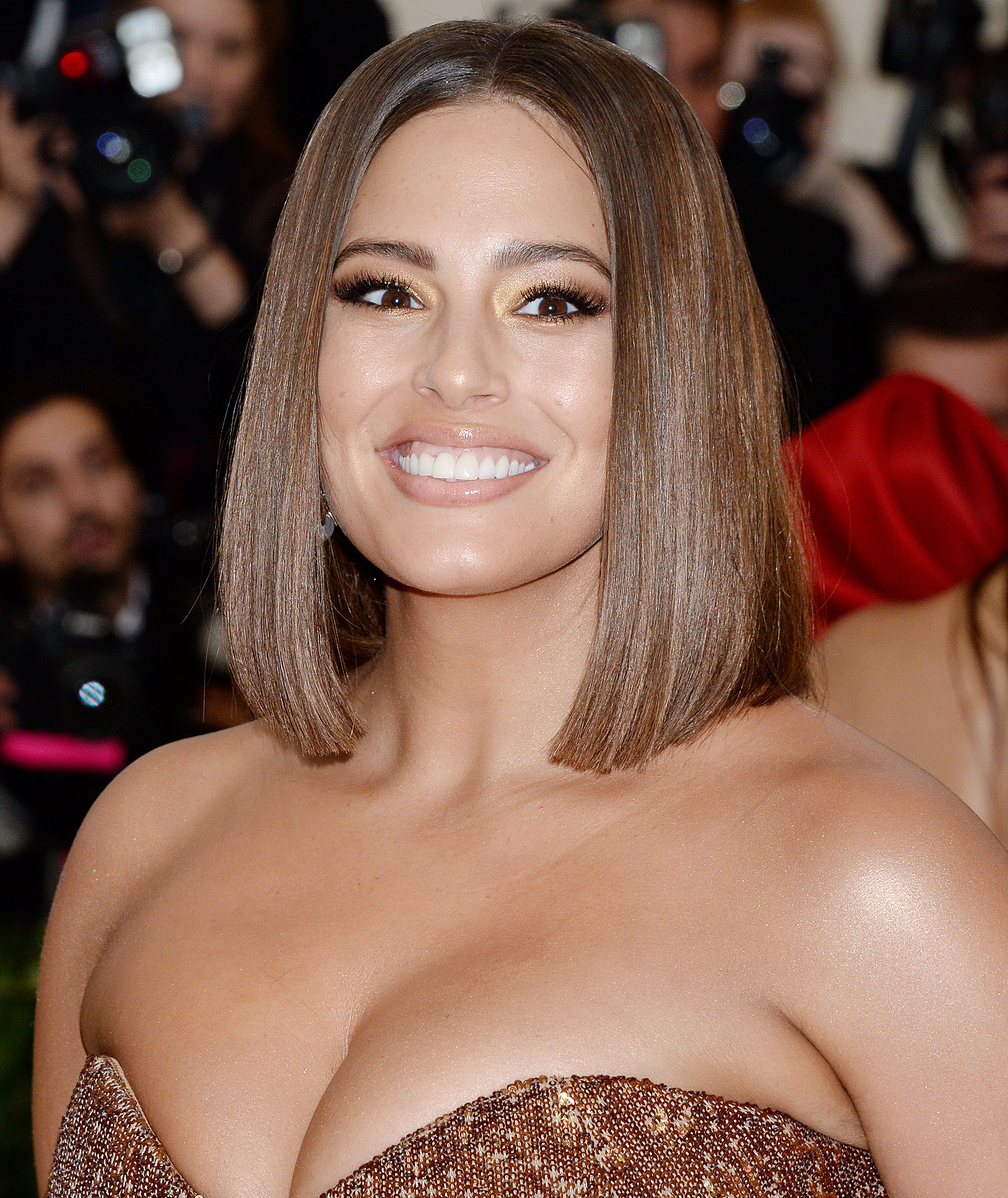 NO JUST JARED USAGE<BR/>  2018 Costume Institute Benefit: Celebrating the opening of Heavenly Bodies: Fashion and the Catholic Imagination - Arrivals <P> Pictured: Ashley Graham <B>Ref: SPL1693519  080518  </B><BR/> Picture by: Splash News<BR/> </P><P> <B>Splash News and Pictures</B><BR/> Los Angeles:310-821-2666<BR/> New York:212-619-2666<BR/> London:870-934-2666<BR/> <span id=