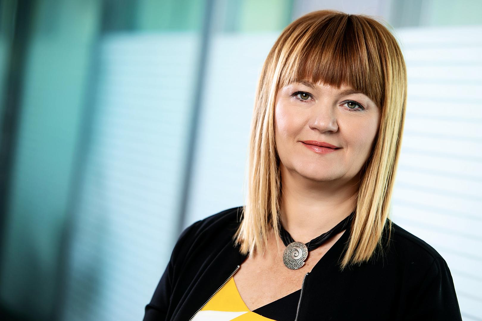 Jasminka Horvat Martinović, predsjednica Uprave Wiener osiguranja
