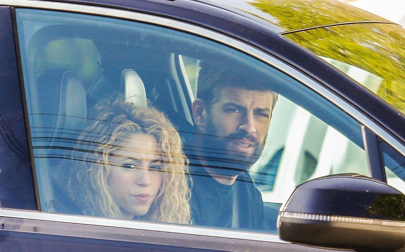 Shakira i suprug
