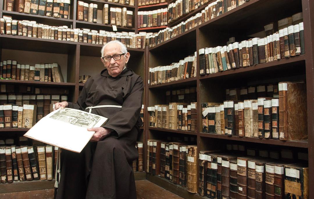 Hrvatski franjevac pater Bono Zvonimir Šagi danas je u 86. godini, a u Kapucinskome samostanu u Varaždinu živi još od 1961. Hrvatsko društvo katoličkih novinara dodijelilo mu je ovih dana nagradu za životno djelo