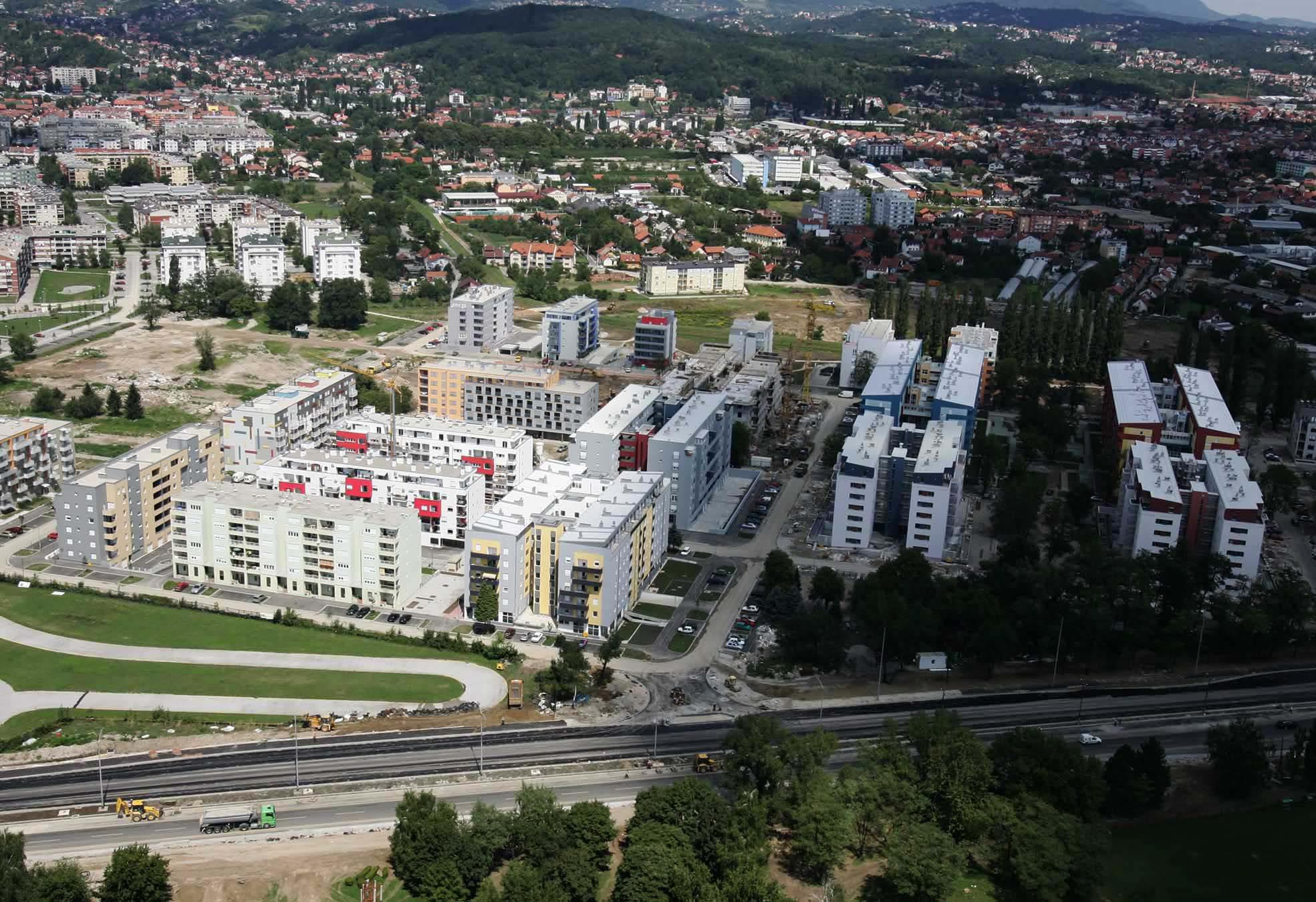 POS zgrade u Zagrebu