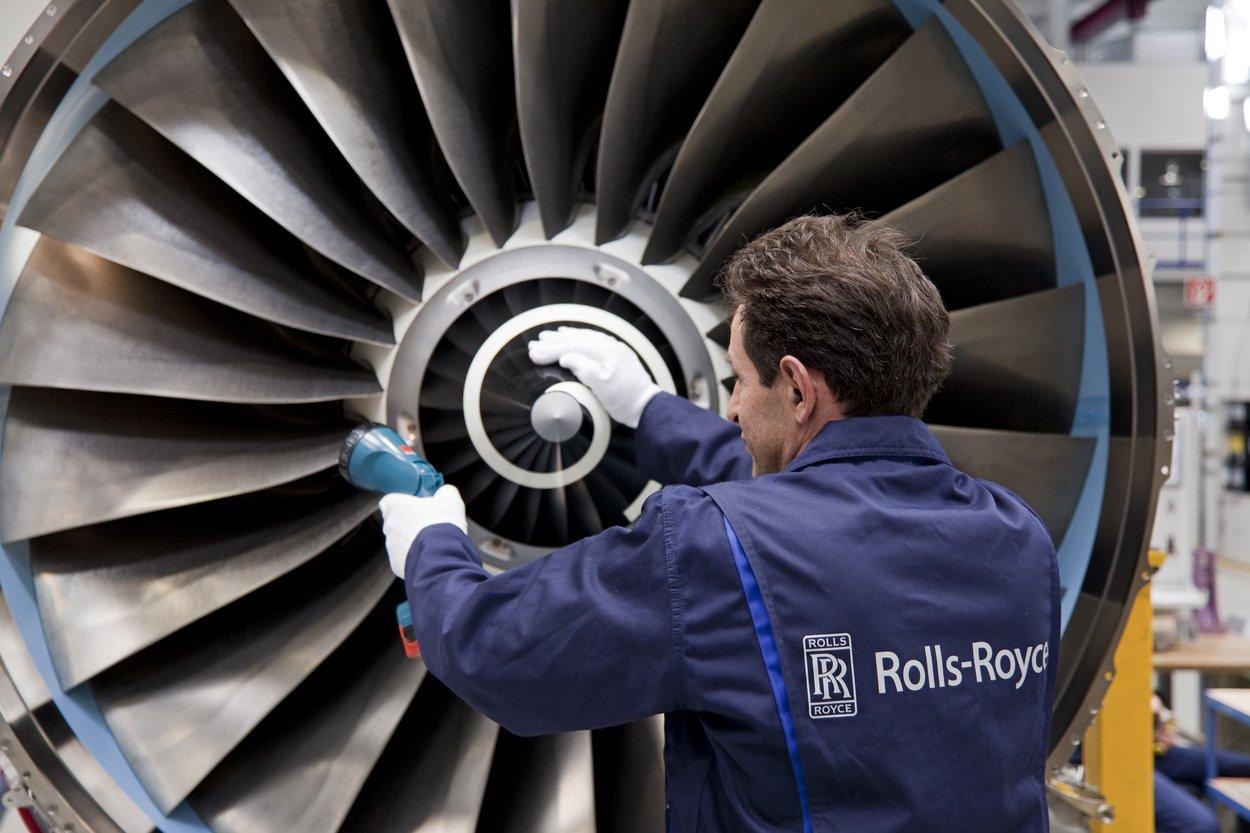 Rolls Royce tvornica