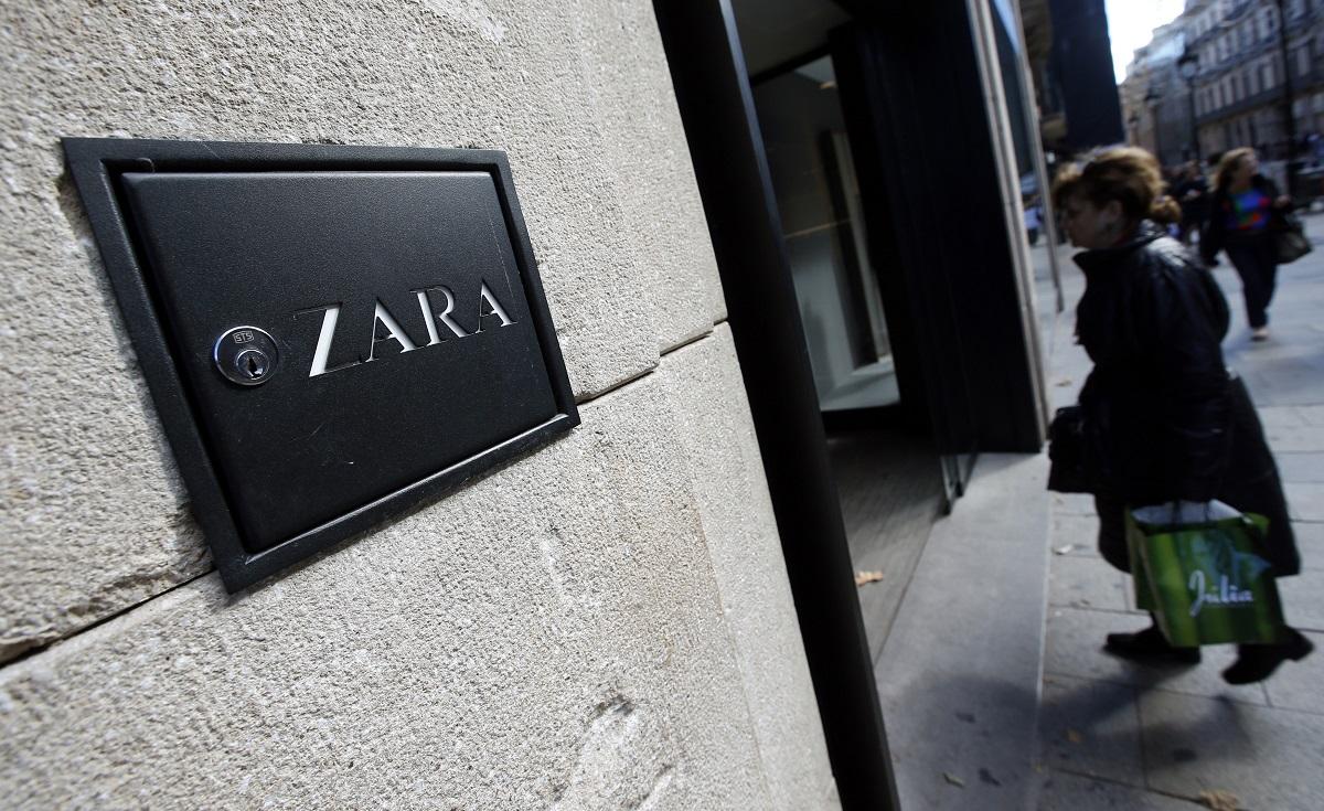 Zara je jedan od brendova u vlasništvu Inditexa