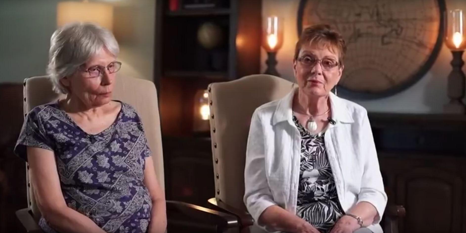 Denice Juneski i Linda Jourdeans