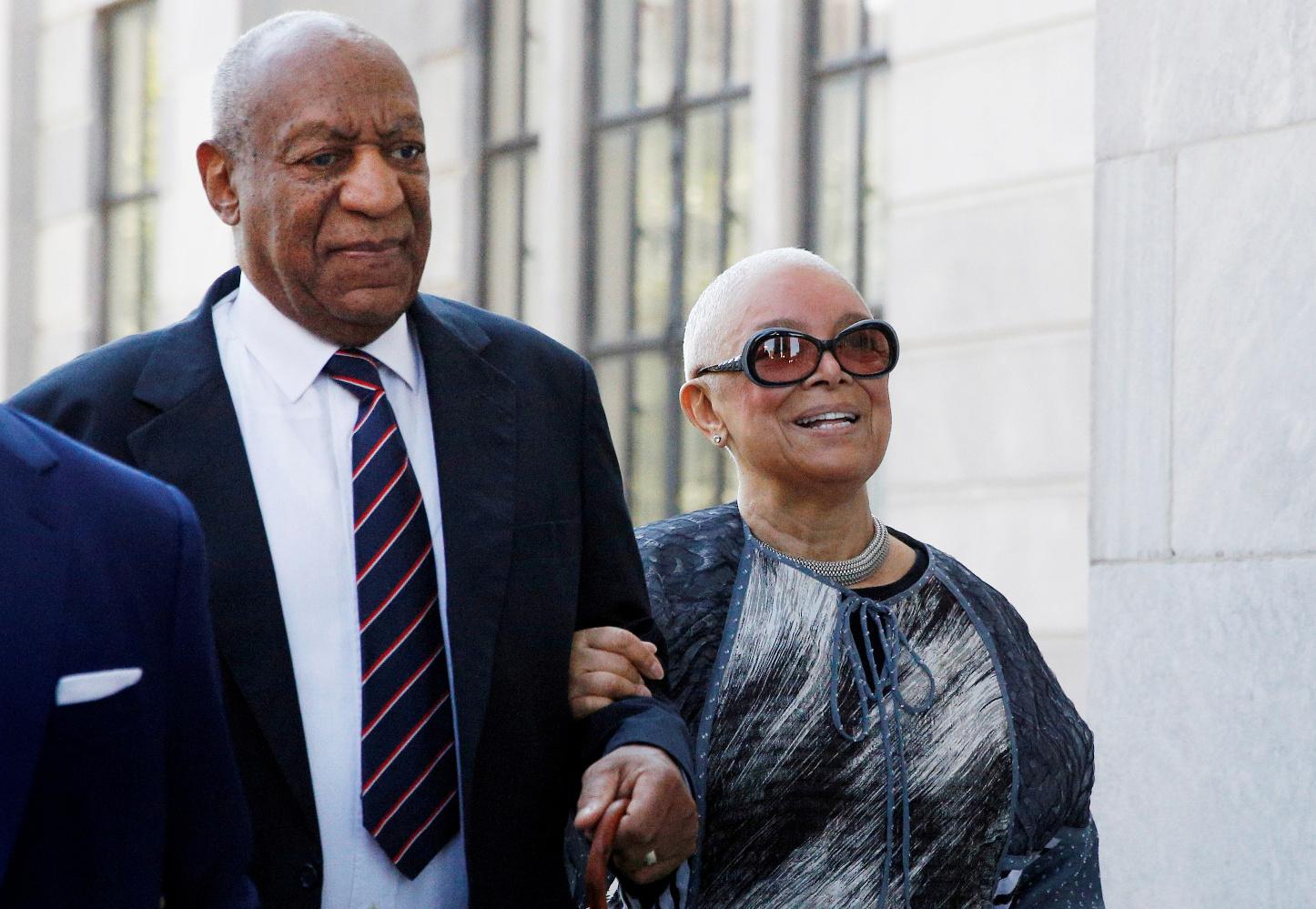 Bill Cosby i Camille Cosby