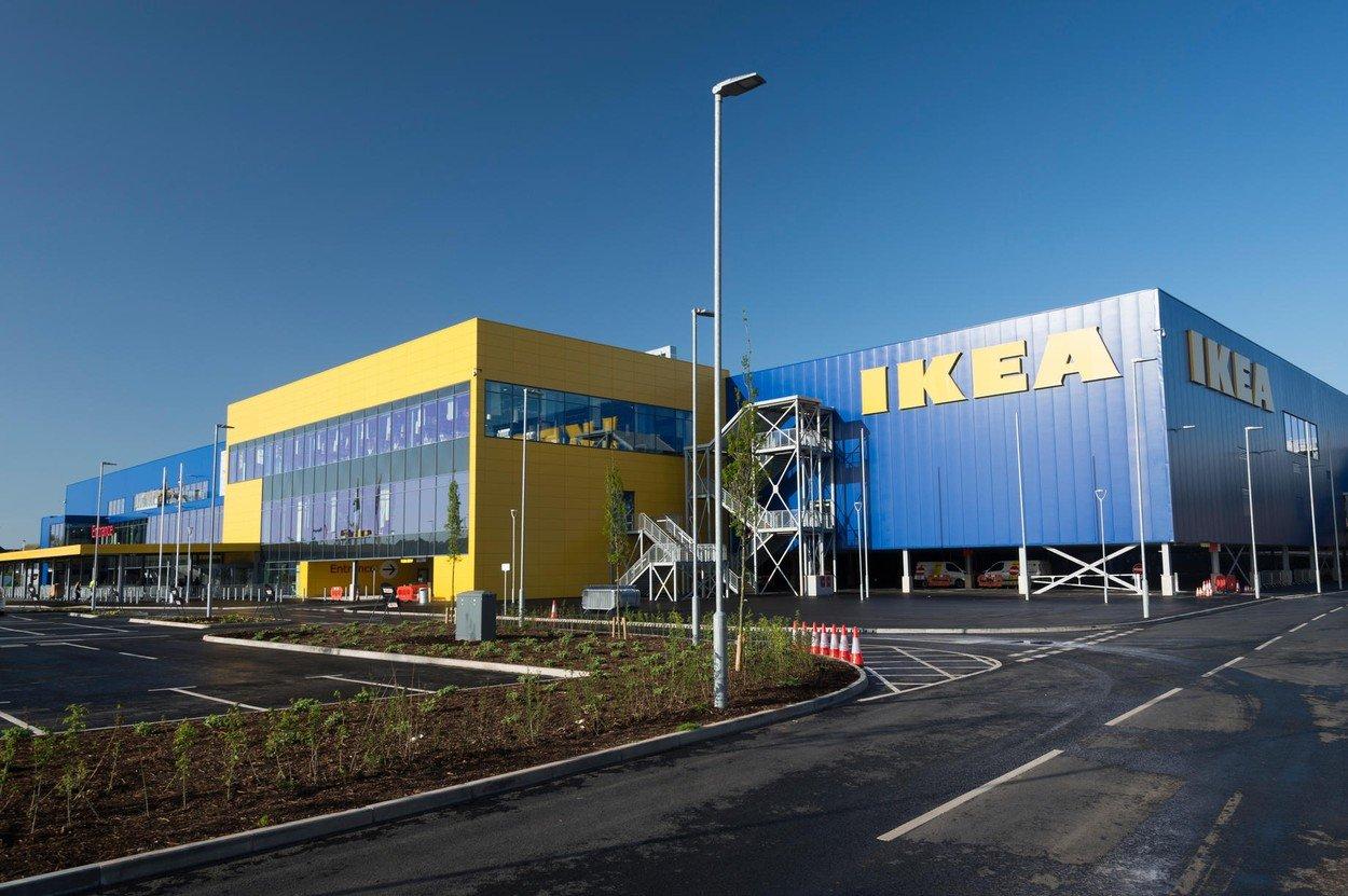 IKEA, ilustracija