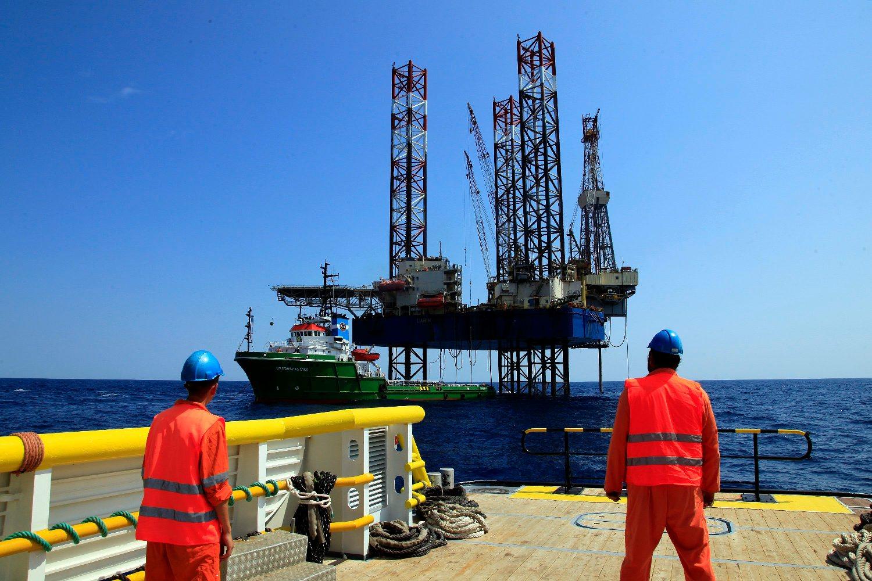 Nalazište plina u sjevernom Jadranu
