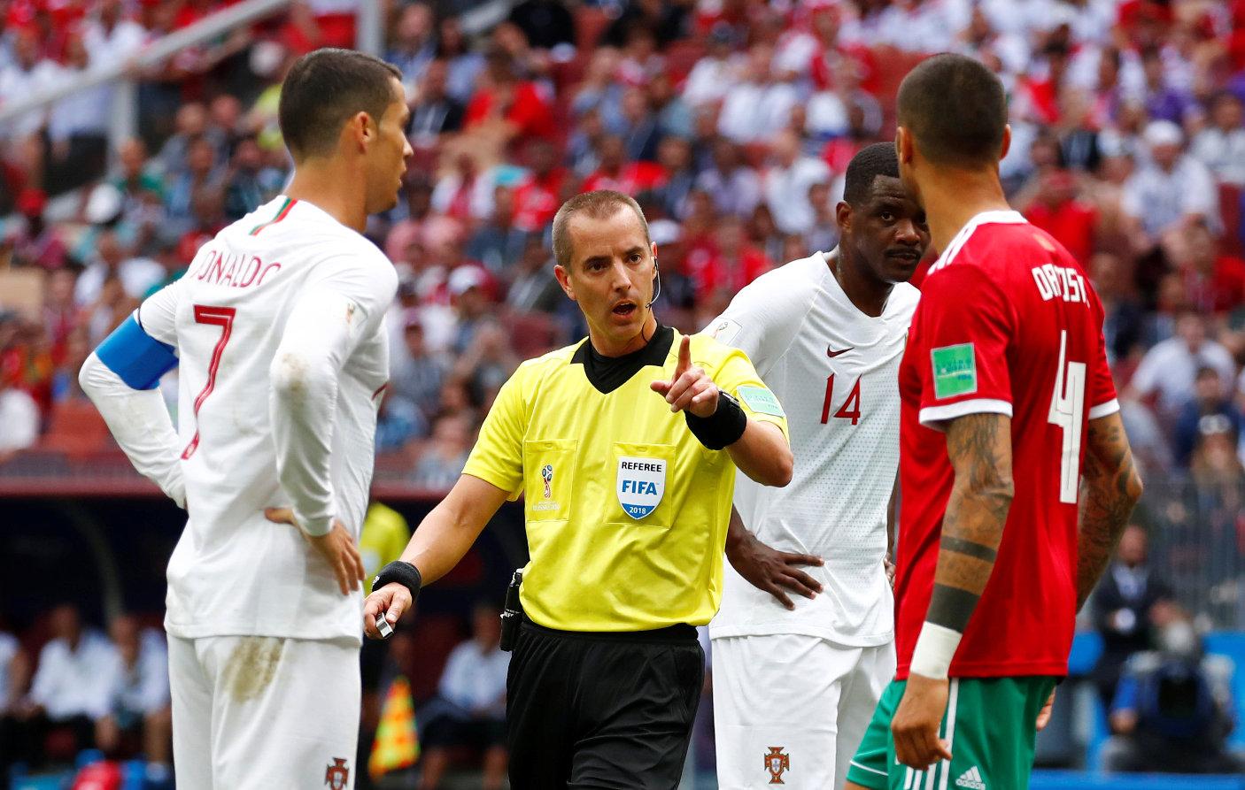 Ronaldo i sudac