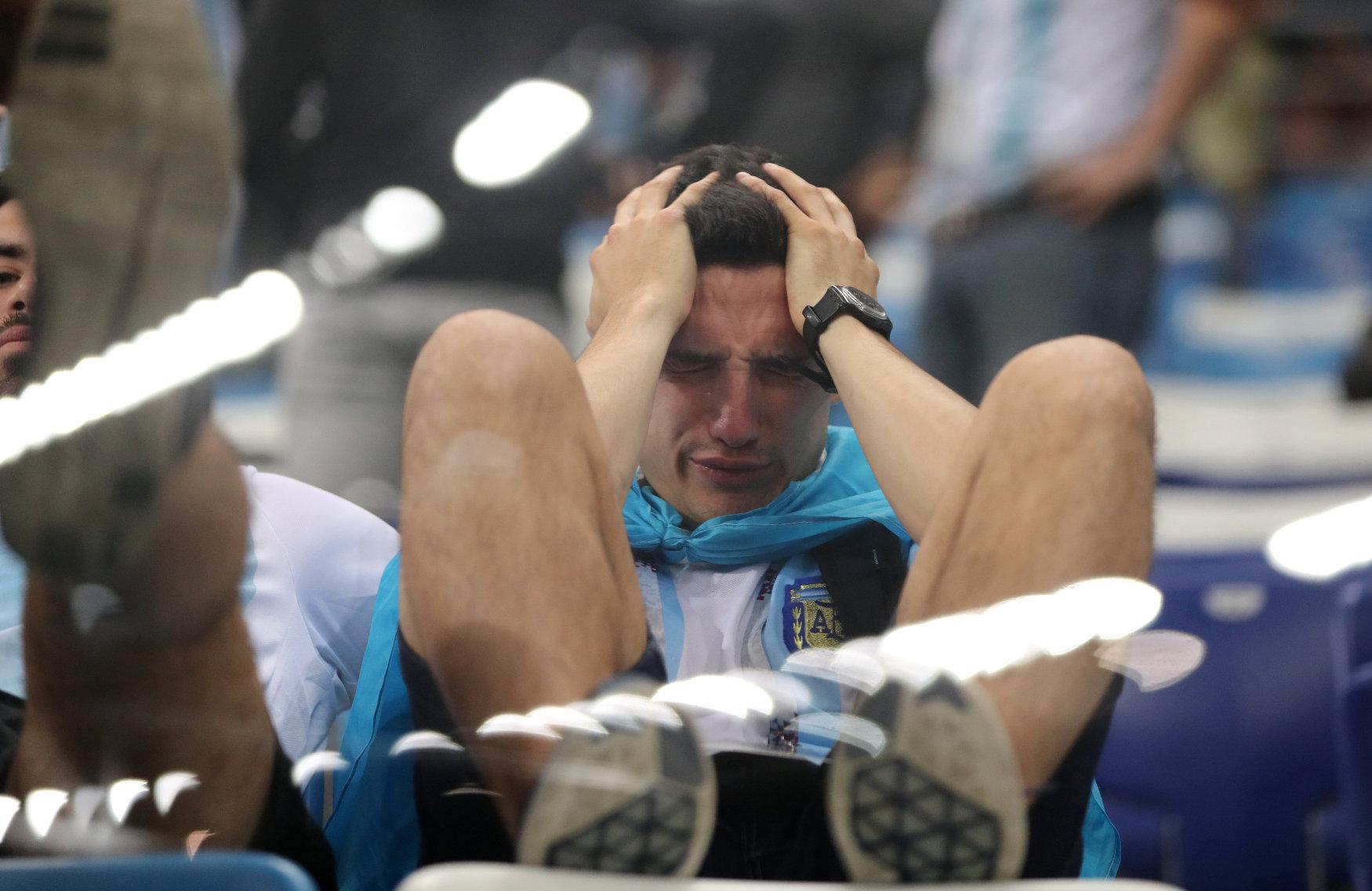Argentina navijač
