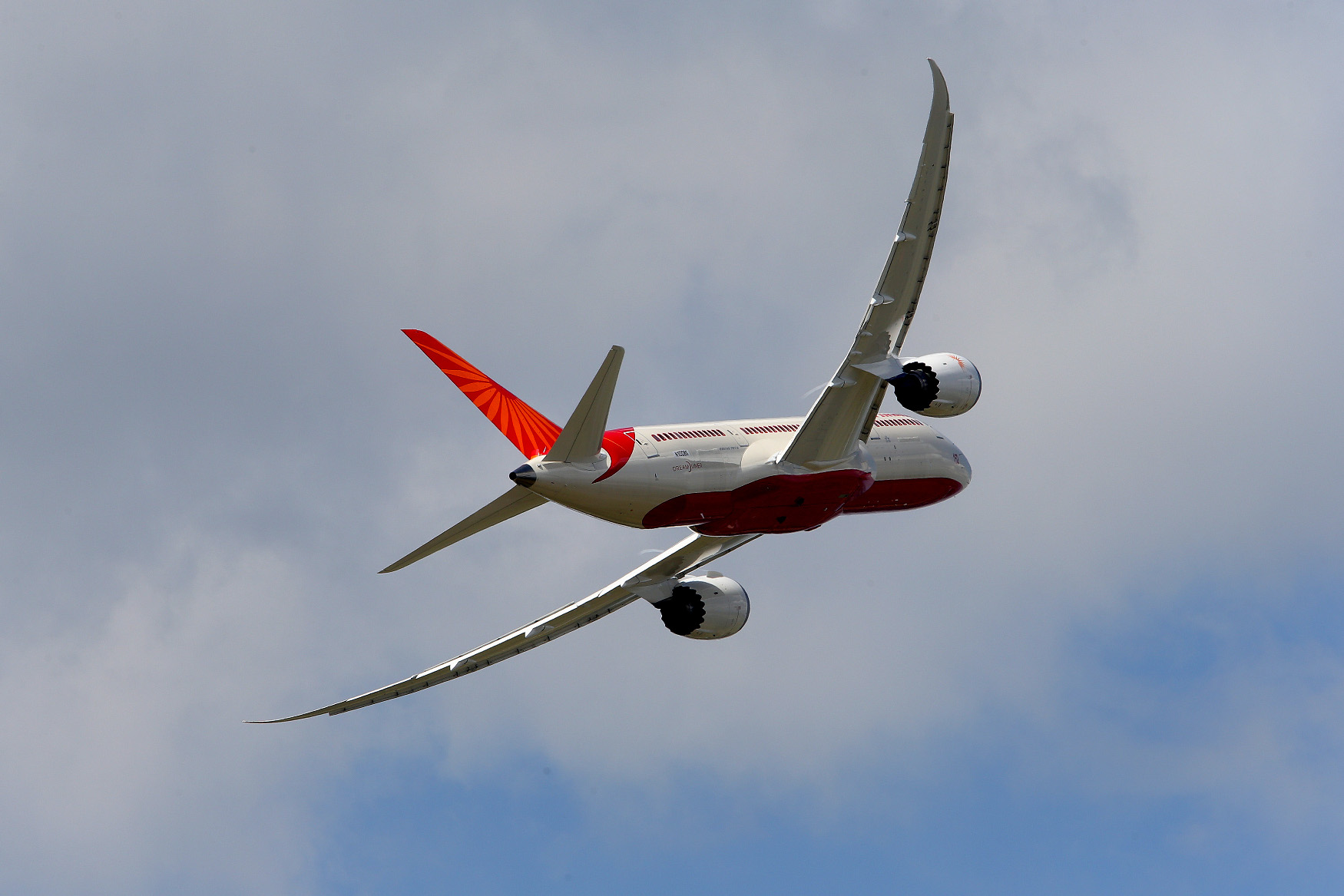 Boeing 787 Dreamliner Air India Airlinesa