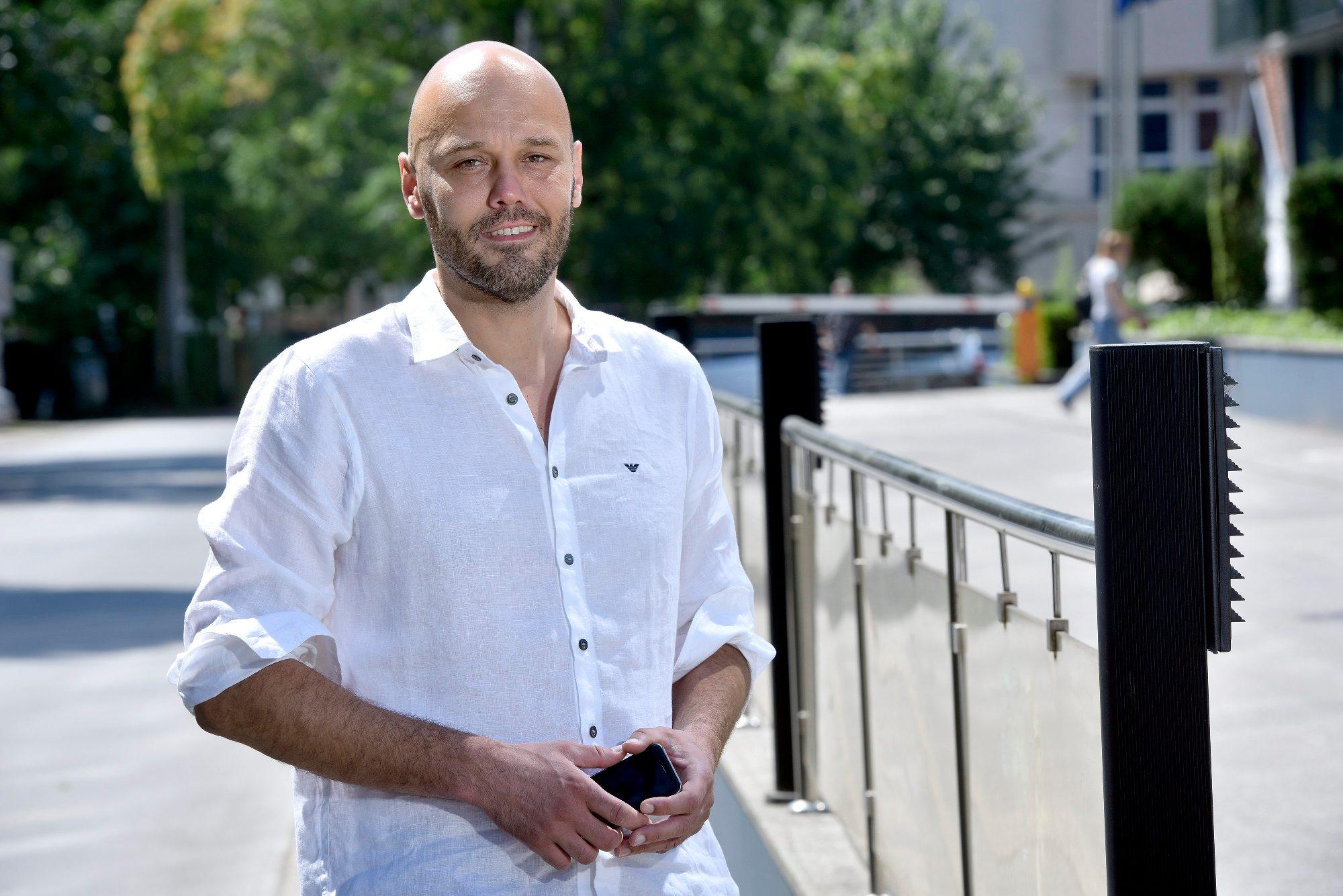 Hrvoje Čosć, direktor tvrtke Aircash