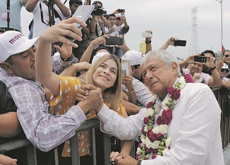 Andres Manuel Lopez Obrador u lipnju 2018.