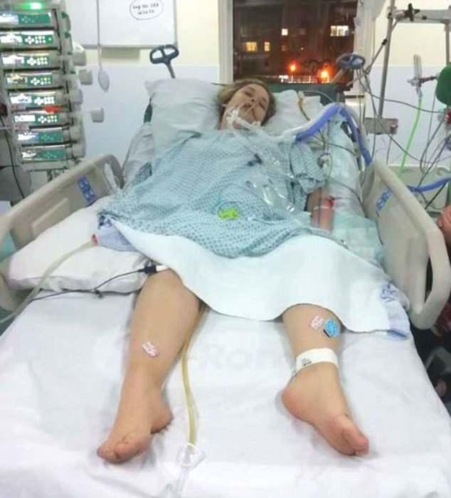 Shakira u bolnici