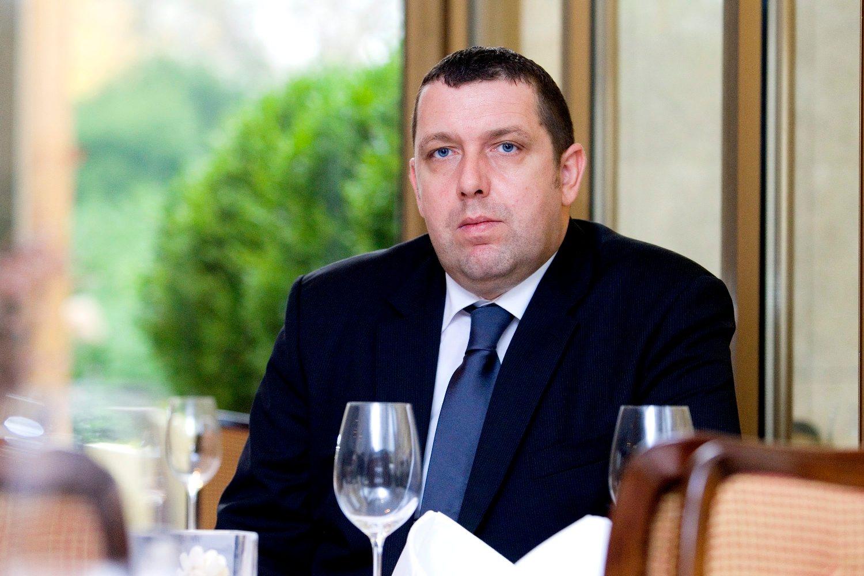 Kristian Šustar, direktor razvoja Unilinea