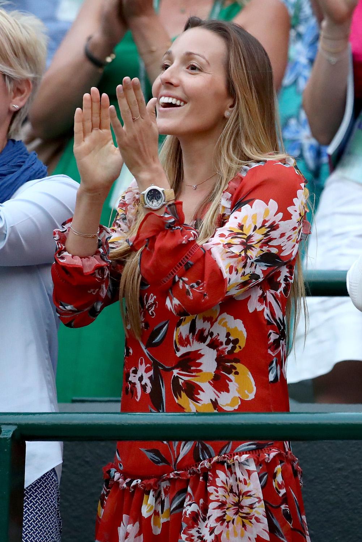 Jelena s velikim osmijehom na licu