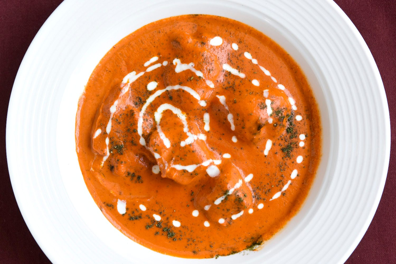 Zagreb, 120718. Selska 217. U neposrednoj blizini Savskog mosta otvoren je vrhunski indisjski restoran Namaste. Na fotografiji: jelo. Foto: Darko Tomas / CROPIX
