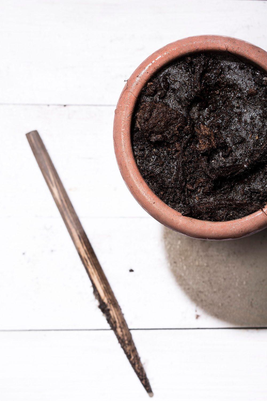 Zagreb, 040518. Vrtlar Hrvoje Kovach koji radi u Zagrebackom botanickom vrtu pokazao je kako uzgojiti i kako brinuti o rododendronu. Foto: Berislava Picek/ CROPIX