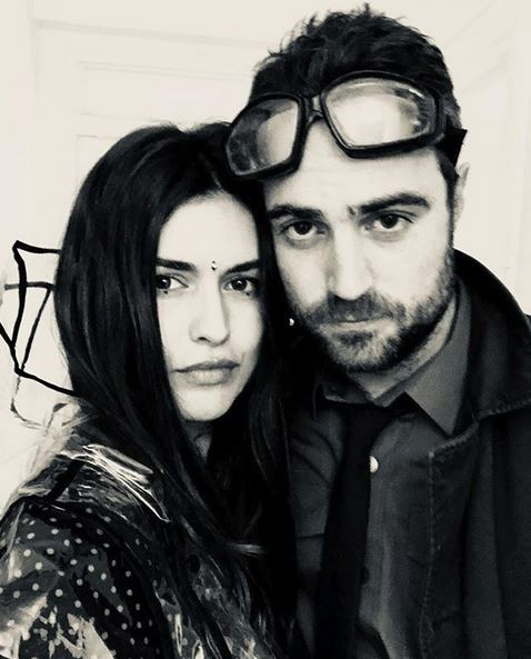 Anita Dujić i Duncan Broadfoot
