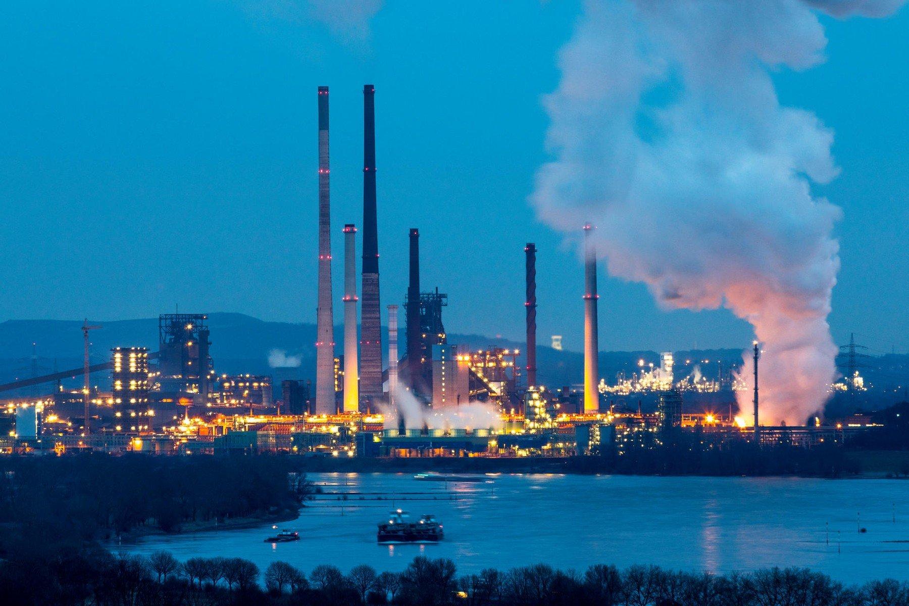 Thyssenkrupp tvornica u Duisburgu