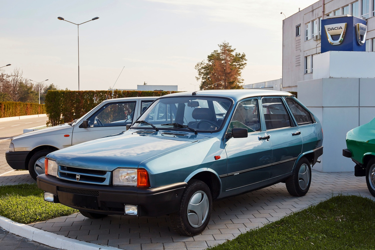 2018 - Collection Heritage Dacia