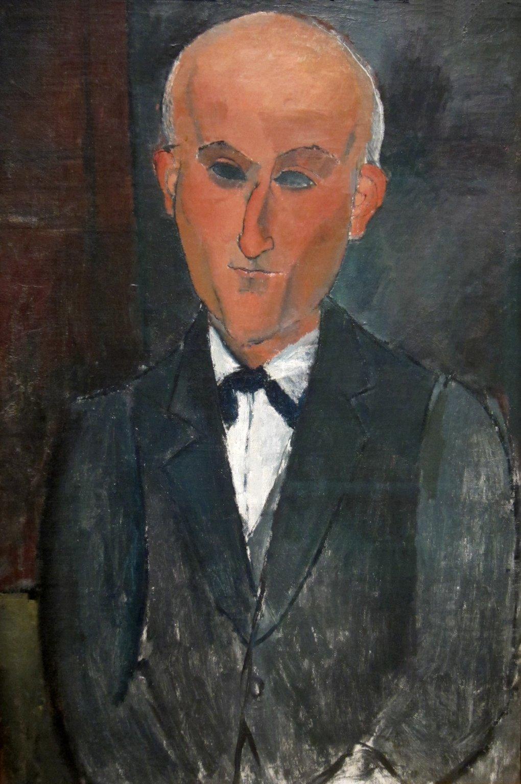 Modigliani: Portret Maxa Jacoba
