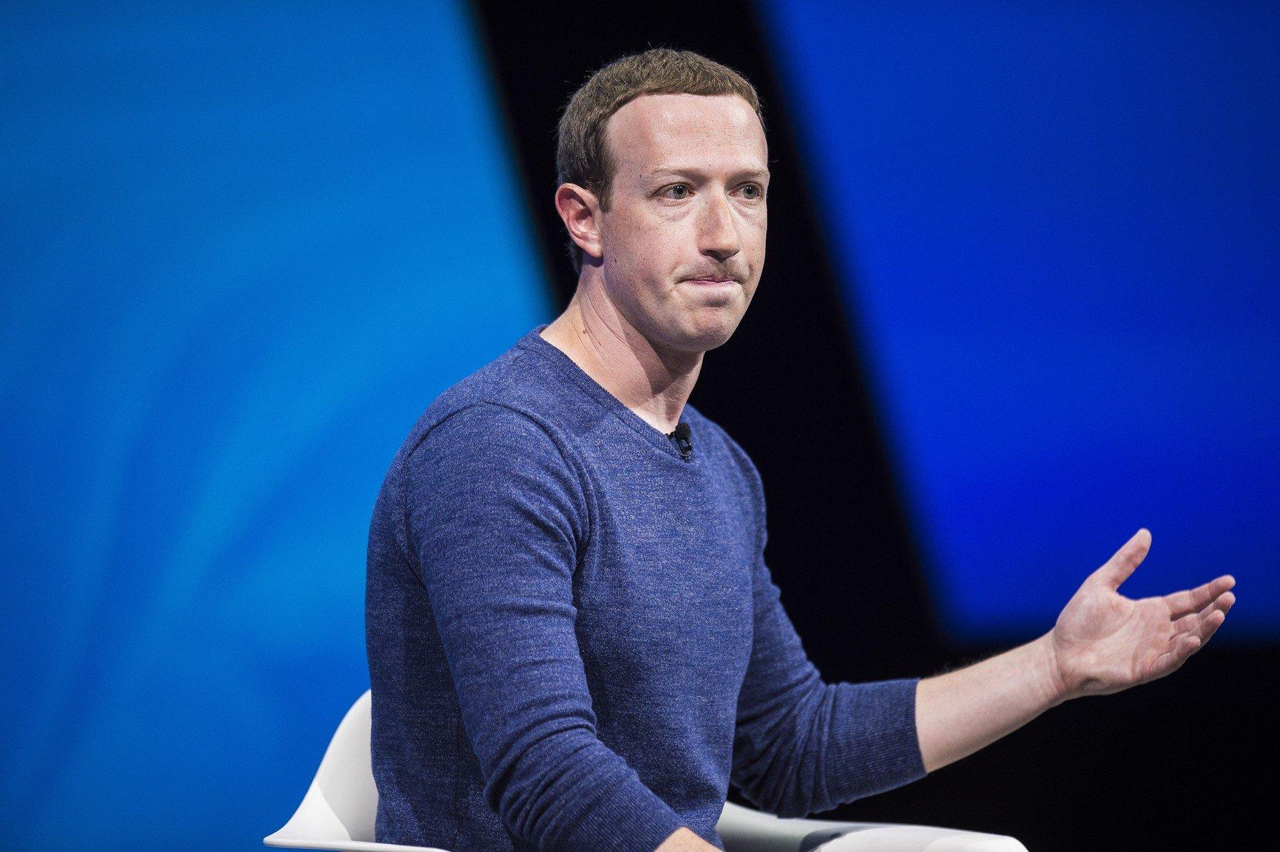 Izvršni direktor Facebooka Mark Zuckerberg