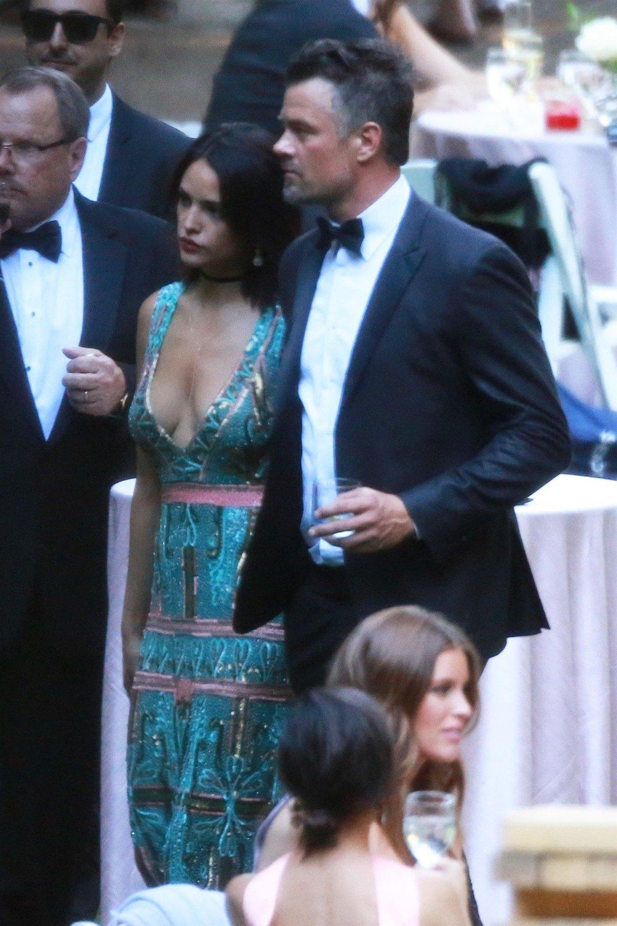 Prošlog mjeseca zajedno su prisustvovali vjenčanju glumice Ashley Greene i Paula Khouryja