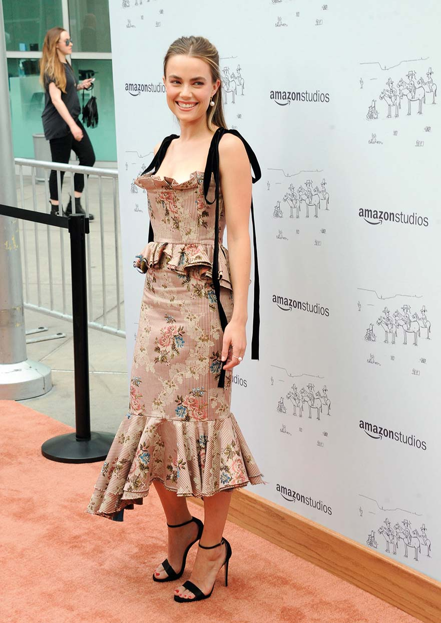 Američka glumica Rebecca Rittenhouse