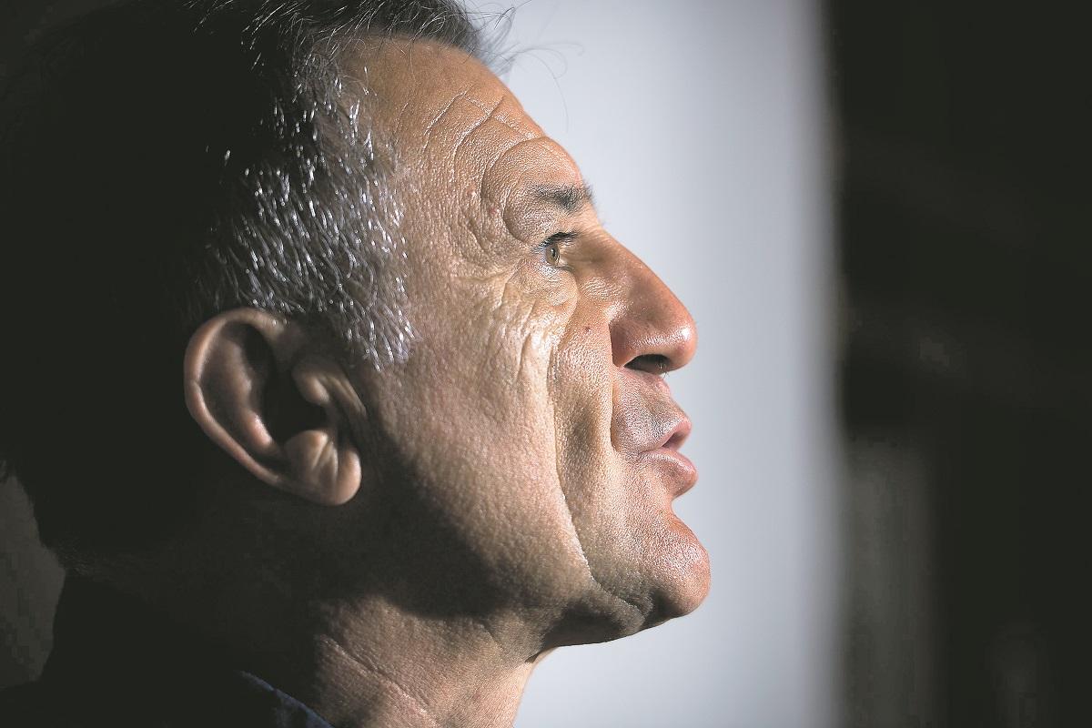 Medjugorje, 260718.  Zdravko Mamic, nakon nepravomocne presude u RH pobjegao je u Medjugorje.  Foto: Ante Cizmic / CROPIX