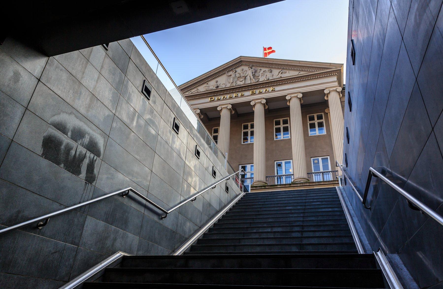 Uprava Danske banke u Kopenhagenu