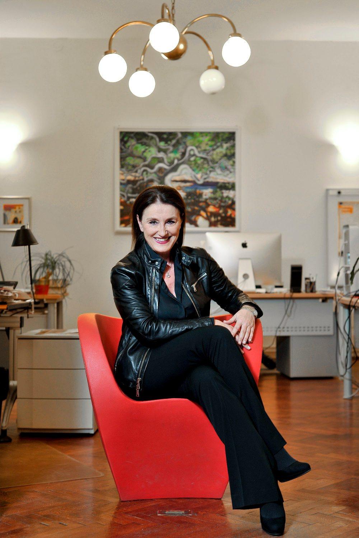 Andrea Šumanovac, direktorica Unex Grupe i Unex Medie