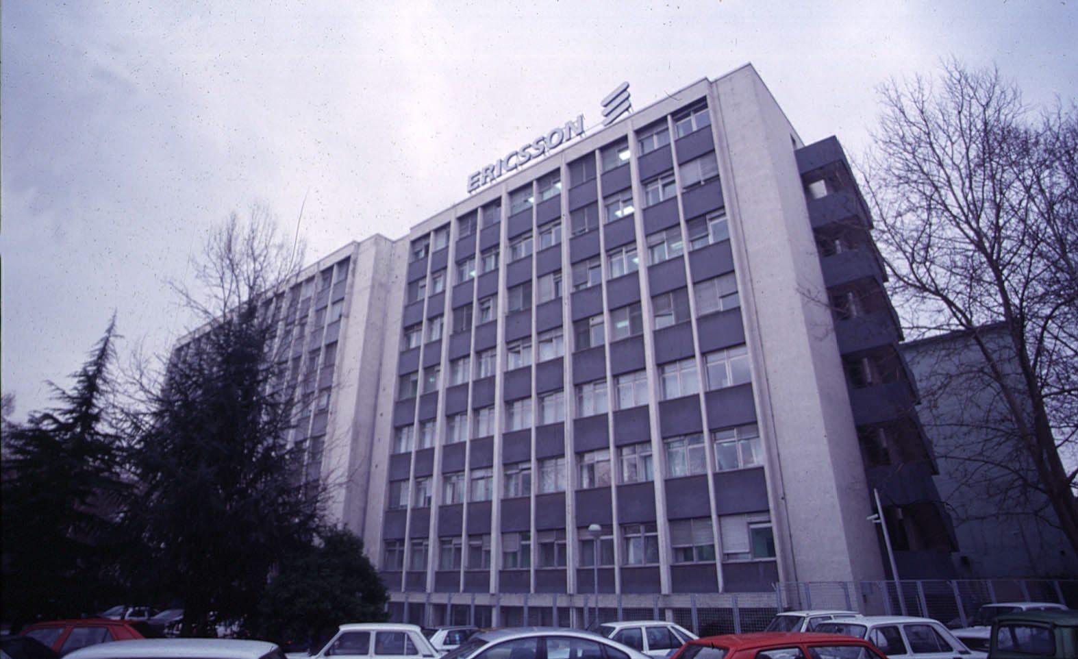 Zgrada Ericsson NT, Zagreb