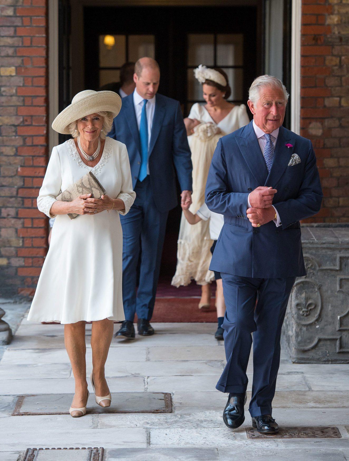 Princ Charles sa suprugom Camillom