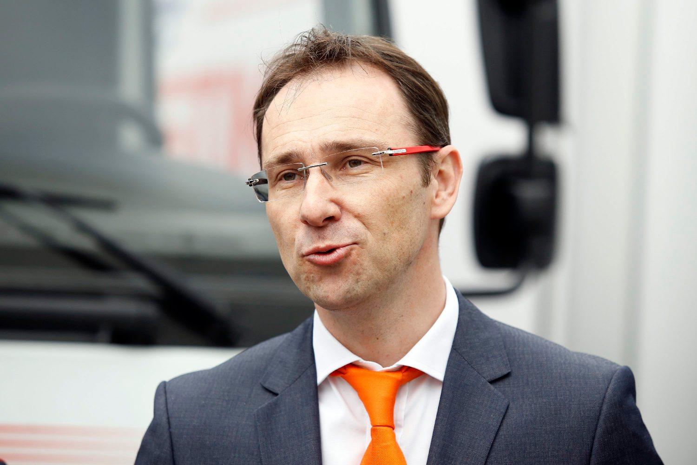 Ivan Perković, član Uprave Varteksa